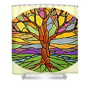 Tree Of Grace 2 Shower Curtain