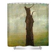Tree Stilllife Shower Curtain