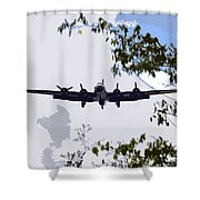 Tree Top Fly Er Shower Curtain