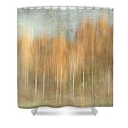 Trees Ethereal Dream Shower Curtain