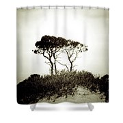 Trees Extreme Shower Curtain