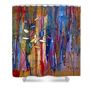 Tres Jolie Shower Curtain