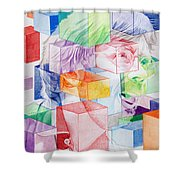 Trey Anastasio-never Get Out Of This Maze Shower Curtain