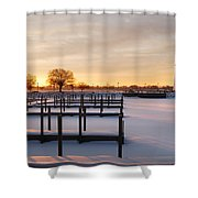 Tri-centennial Light Shower Curtain