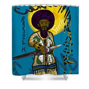 Tribe Of Manasseh Shower Curtain