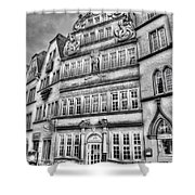 Trier Germany Shower Curtain