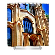 Trinity Episcopal Cathedral Columbia Sc Shower Curtain