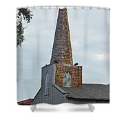 Trinity Parish Episcopal Church Shower Curtain