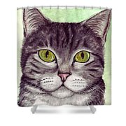 Tripper Shower Curtain