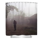 Tristesse Shower Curtain