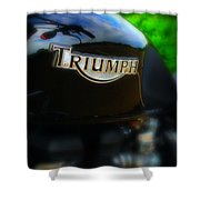Triumph Shower Curtain