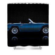 Triumph Tr4 Shower Curtain