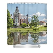 Trollenas Slott Shower Curtain