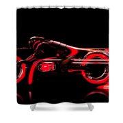 Tron Legacy Shower Curtain