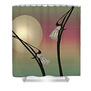 Tropic Mood Shower Curtain