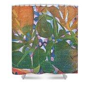 Tropical #6 Shower Curtain