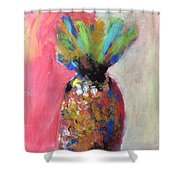 Tropical Candy Shower Curtain