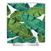 Tropical Colors 2 Shower Curtain