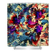 Tropical Delight Shower Curtain