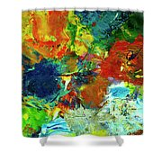 Tropical Reef #308 Shower Curtain