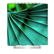 Tropical Wings Shower Curtain