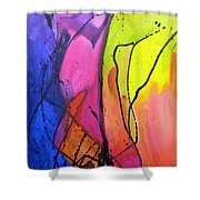 Tropicalis Shower Curtain