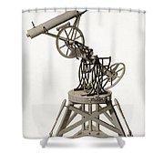 Troughton Equatorial Telescope, 19th Shower Curtain