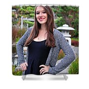 Trs11 Shower Curtain
