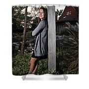 Trs18 Shower Curtain