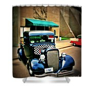 Truck For Sale Shower Curtain