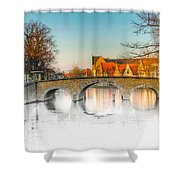 True Colors Of Amsterdam Shower Curtain