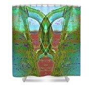 True Form Shower Curtain