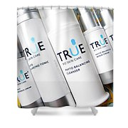 True Skin Shower Curtain