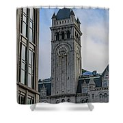 Trump Hotel Washington D.c. Shower Curtain