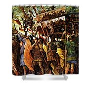 Trumpeters 1506 Shower Curtain