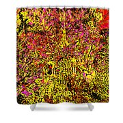Trumpets Shower Curtain