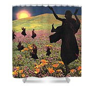 Truth Bliss Shower Curtain