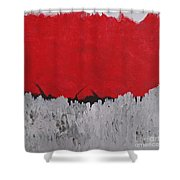Tryst Shower Curtain by KR Moehr