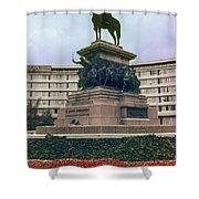 Tsar Alexander II Shower Curtain
