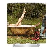 Tub 300 Shower Curtain