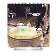 Tub 323 Shower Curtain