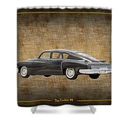 Tucker 48 Shower Curtain