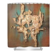 Tucson Nothing Shower Curtain