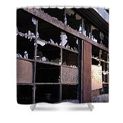 Tucumcari - Revisited Shower Curtain