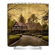 Tudor Estate Shower Curtain