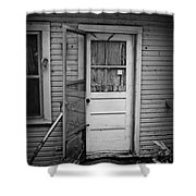 Tuff Times 2 Shower Curtain by Perry Webster