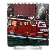 Tug Massachusetts - Chicago Shower Curtain