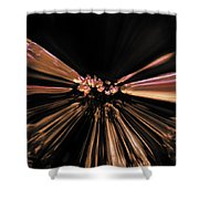Tulip Impression. Shower Curtain