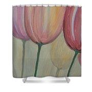 Tulip Series 1 Shower Curtain
