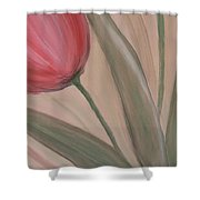 Tulip Series 2 Shower Curtain